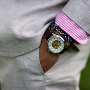 #FisicoFriday – What I am Wearing to the Preakness Stakes2015