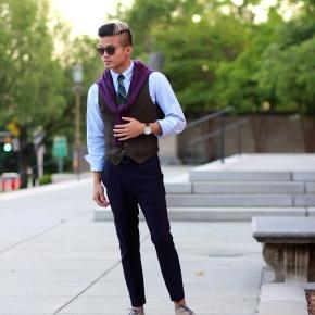 Ivy League – ColorBlocking