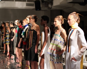 NYFW Recap #1 of 4 – Daniel Silverstain SS16