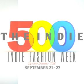 Indie Fashion Week 2015