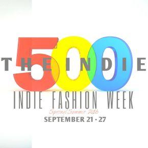 Indie Fashion Week2015