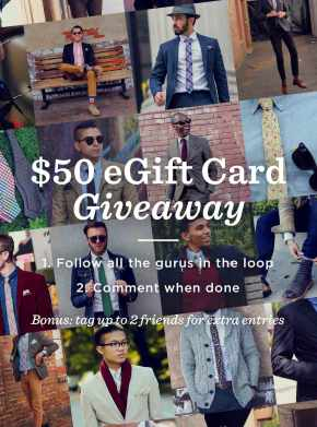 Ties.com $50 Gift Card Giveaway!