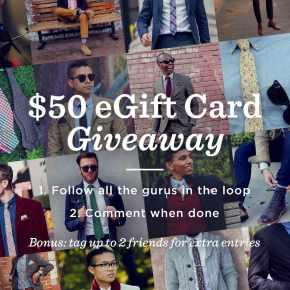 Ties.com $50 Gift CardGiveaway!